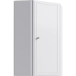 Шкафчик Aqwella Barcelona 37,5x69 белый (Ba.04.36)