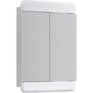 Зеркальный шкаф Aqwella Corsica 60x85 белый (Kor.04.06)
