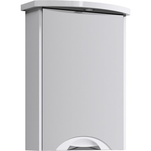 Зеркальный шкаф Aqwella Ultra Luxe 50x72 белый (Ul-l.04.05.G)