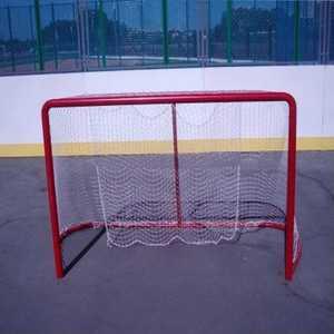 Сетка-гаситель хоккейная Kv.Rezac 31975185, цвет белый