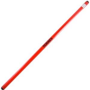 Штанга Torres TR1017, цвет красный купить недорого низкая цена  - купить со скидкой