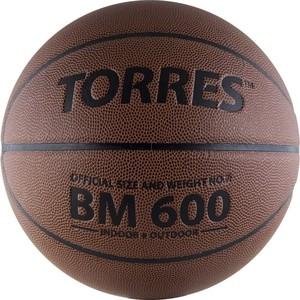 Мяч баскетбольный Torres BM600 (арт. B10027) torres bm600 арт b10026
