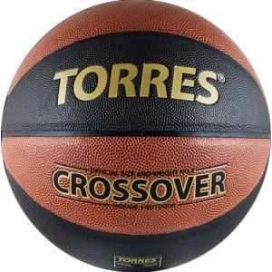 купить Мяч баскетбольный Torres Crossover (арт. B30097) по цене 1352.78 рублей