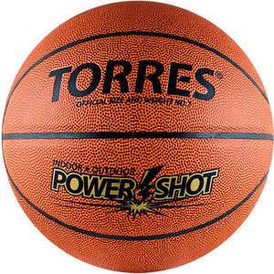 Мяч баскетбольный Torres Power Shot (арт. B10087)