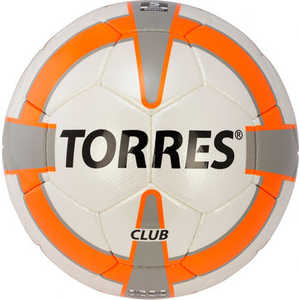 Мяч футбольный Torres Club (арт. F30035)