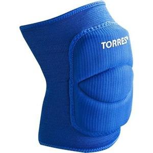 Наколенники спортивные Torres Classic, (арт. PRL11016M-03), размер M, цвет: синий купить недорого низкая цена  - купить со скидкой