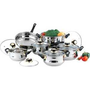 Набор посуды Bekker Classik ВК-201 набор посуды bekker classik вк 201