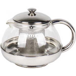 Заварочный чайник Bekker De Luxe 0,5 л ВК-397