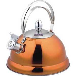 Чайник Bekker DeLuxe 2,6 л BK-S427 чайник bekker deluxe 2 7 л bk s460