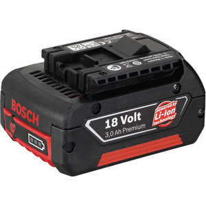 Аккумулятор Bosch 18В 3Ач Li-Ion (2.607.336.236) аккумулятор aeg l1820r 18в li ion 2 0ач