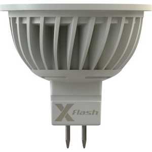 Светодиодная лампа X-flash XF-SPL-MR16-GU5.3-4W-3K-12V 42999 светодиодная лампа x flash xf spl gu 5 3 6w 3k 12v артикул 43477