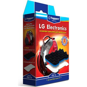 Фильтр для пылесосов Topperr 1130 FLG 73