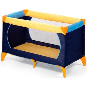 Манеж Hauck Dream'n Play yellow blue navy 604038