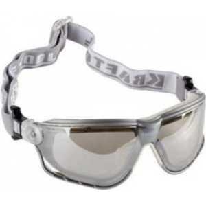 купить Очки защитные Kraftool с непрямой вентиляцией для маленького размера лица Expert (11009) по цене 759 рублей