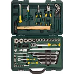 Набор инструментов Kraftool 70 предметов Industry (27977-H70) set of hand tools kraftool 27977 h84