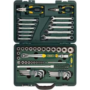 Набор инструментов Kraftool 84шт Industry (27977-H84) set of hand tools kraftool 27977 h84