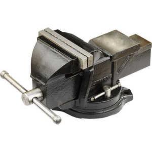 Тиски Stayer Master слесарные поворотные 145мм (3256-150)