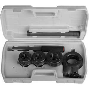 Набор резьбонарезной Stayer 1/2-1 1/4 5 предметов в боксе Professional (28260-H4)
