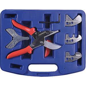 Набор Stayer ножницы для резки пластиковых профилей 6 предметов (23374-H6)