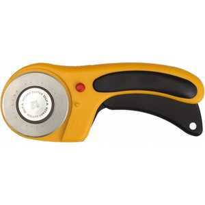 купить Нож Olfa с круговым лезвием и пистолетной рукояткой 60мм (OL-RTY-3/DX) онлайн