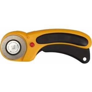 купить Нож Olfa с круговым лезвием с пистолетной рукояткой фиксатор 45мм (OL-RTY-2/DX) онлайн