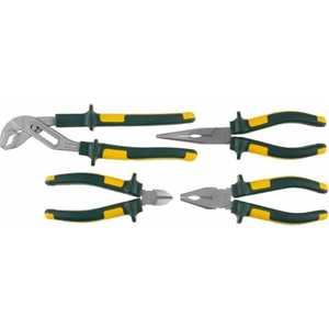 Набор губцевых инструментов Kraftool 4 предмета Kraft-Max Cr-Mo (22011-H4)