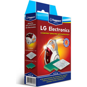 Фильтр для пылесосов Topperr 1126 FLG 89