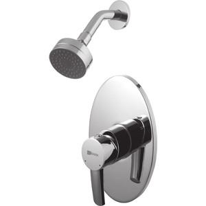 Душевая система Lemark Atlantiss (LM3220C) душевая система lemark mars для ванны и душа встраиваемый lm3522c