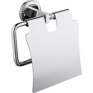 Держатель туалетной бумаги SMARTsant Мэджик с крышкой (SM01060AA)