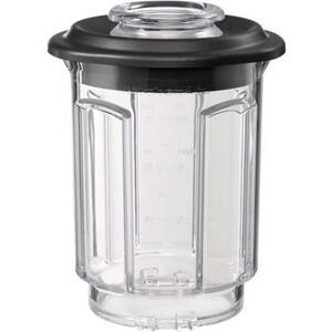 Стакан для блендера KitchenAid кулинарный, поликарбонат, 0.8л, 5KSBCJ стакан для блендера с электромагнитным приводом artisan поликарбонат 1 75 л с крышкой 5ksbspj kitchenaid