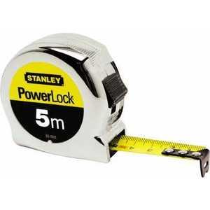 Рулетка Stanley 5м х19мм Micro Powerlock (0-33-552)