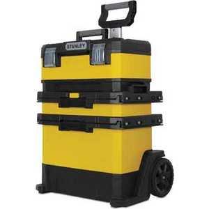 Ящик для инструментов Stanley Rolling Workshop (1-95-621) stanley modular rolling workshop stst1 70344
