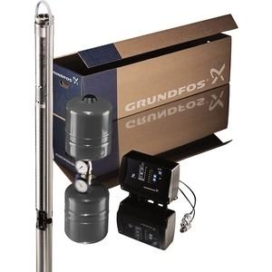 Купить со скидкой Система водоснабжения Grundfos SQE 2-55 комплект (96524505)