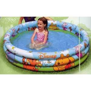 Надувной бассейн Intex Винни Пух 147х33 см от 3лет 58915 бассейн на опорах 366х122 см summerescapes р20 1248