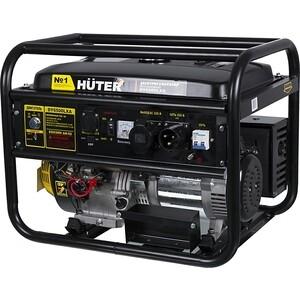 Генератор бензиновый Huter DY6500LXA с АВР