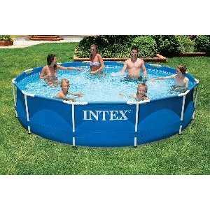 Каркасный бассейн Intex 3.66х0.76м (56994/28210NP)