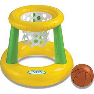 Надувное баскетбольное кольцо Intex 67х55см (58504)