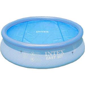 Тент Intex для бассейна 2.44м с обогревающим эфектом (59958)/29020