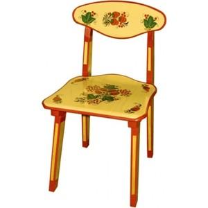 Стул Хохлома с художественной росписью 1рост (ягода/цветок) 500H 8255 все цены