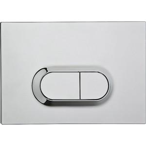 Кнопка смыва Vitra Loop хром (740-0580) кнопка смыва vitra loop r хром 740 0680