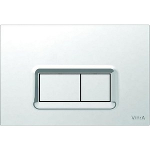 Кнопка смыва Vitra Loop R хром (740-0680)