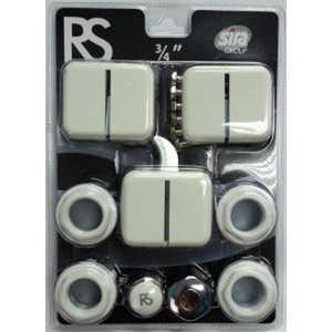 Комплект Sira KIT RS 3/4 подключения цена