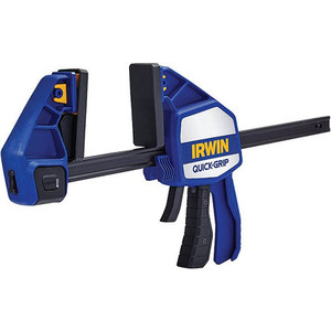 Струбцина Irwin Quick Grip XP 600мм (10505945) струбцина irwin clamp тип s