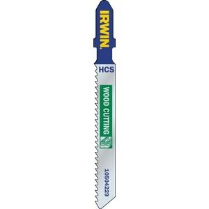 Пилки для лобзика Irwin 100мм 5шт T101D (10504222)