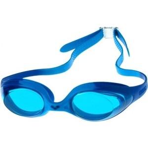 Очки для плавания Arena Spider Jr, арт.9233878, голубые линзы arena tracks mirror арт 9237055 зеркальные линзы