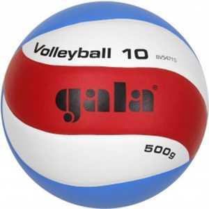 цена на Мяч волейбольный Gala Training Heavy 10, арт. BV5471S, р.5, бело-сине-красный