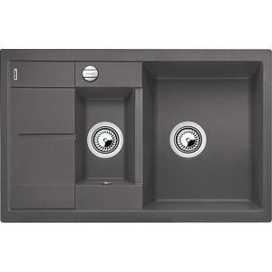 Кухонная мойка Blanco Metra 6 S Compact темная скала (518876)