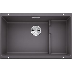 Кухонная мойка Blanco SubLine 700-U Level темная скала (523539)