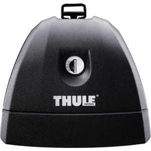 Упоры Thule для автомобилей со специальными штатными местами (fix-point) (751) комплект багажника thule wingbar edge для автомобилей со штатными местами цвет черный 959220