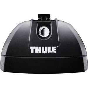 Упоры Thule для автомобилей со спец штатными местами (fix-point, T-prof, интегр. рейлинги) (753) комплект багажника thule wingbar edge для автомобилей со штатными местами цвет черный 959220